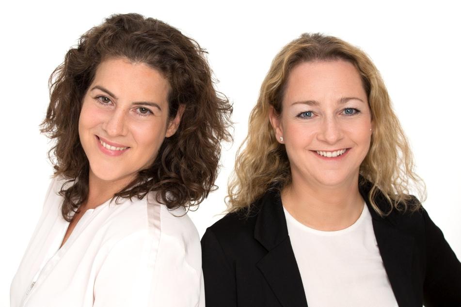 Julie und Anita Final