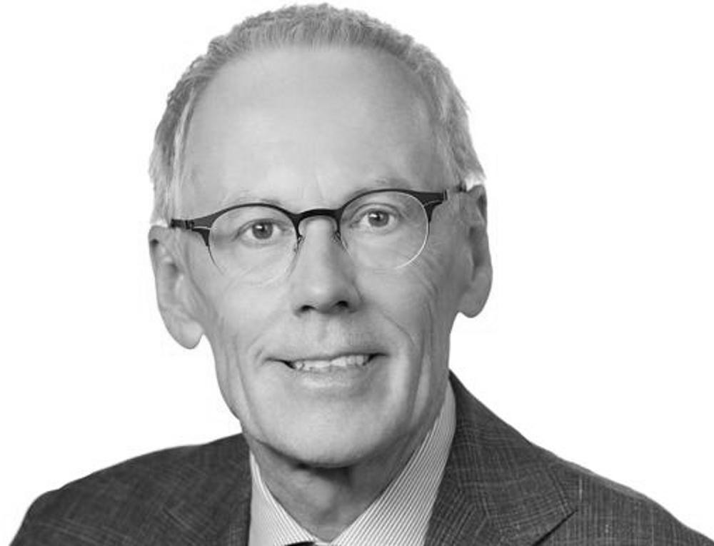 Rudolf Vogl schwarz-weiß